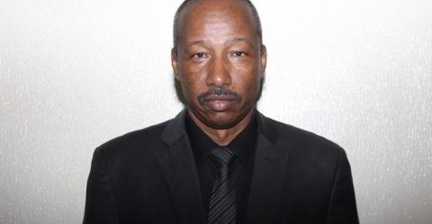 وزير العدل الموريتاني حيمود ولد رمظان