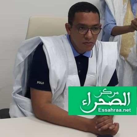 وزير البترول والطاقة والمعادن محمد ولد عبد الفتاح ( المصدر ارشيف الصحراء )