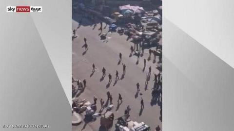 عشرات القتلى والجرحى بتفجيرين انتحاريين وسط بغداد