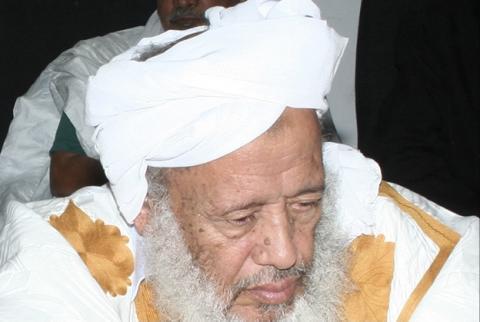 العلامة محمد سالم ولد عدود (1929 - 2009)