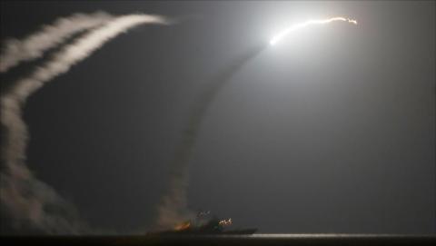 """آميركا تسعى منذ سنوات لإطلاق صواريخ """"فرط صوتية"""" سرعتها أكبر من الصواريخ الباليستية ذات القدرات النووية ومن صواريخ كروز (الأوروبية)"""