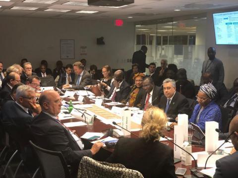اجتماعات الربيع لصندوق النقد والبنك الدوليين-(المصدر: الانترنت)