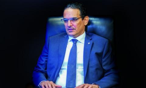 وزير الاقتصاد عبد العزيز ولد داهي