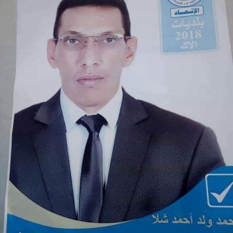 العمدة محمد ولد أحمد شلا