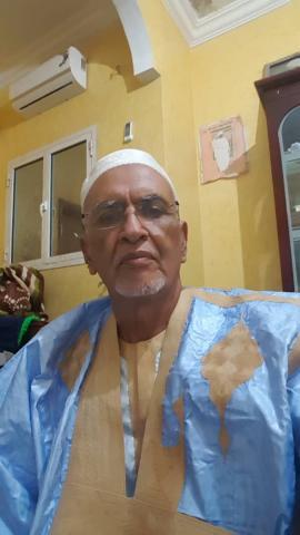 القيادي محمد عبد الله ولد حيبلتي المعروف بلقب( حيبلتي )