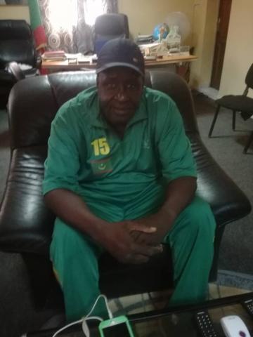 عمدة بلدية كيهيدي السيد طاهيرو كونى باراجي( المصدر البشام الإخباري)