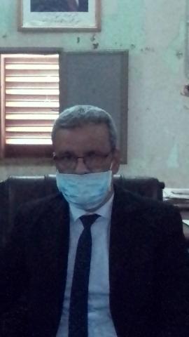 حاكم مقاطعة كيهيدي السيد: محمد يسلم ولد أبوه ( المصدر وكالة البشام الإخباري)
