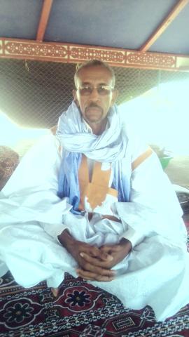 السيد: أدي ولد سيد الامين العمدة المساعد لبلدية كنكي ورئيس تجمع قرى مفتاح الخير ( البشام الإخباري)