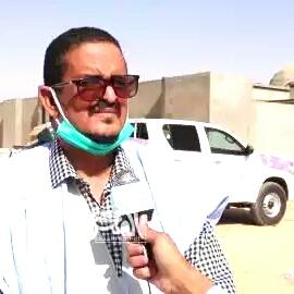 رئيس مجلس جهة لبراكنه السيد  المصطفى ولد محمد محمود
