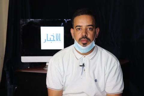 الطبيب الرئيس بمطار نواكشوط الدولي - أم التونسي الدكتور سعيد أعمر شين