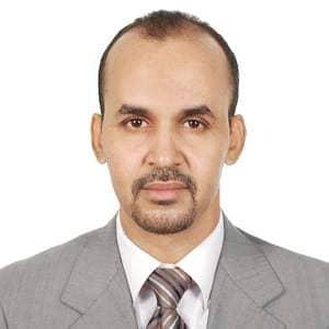 عمر السالك الشيخ سيدي محمد عمر السالك: الأمين العام لنادي القضاة الموريتانيين