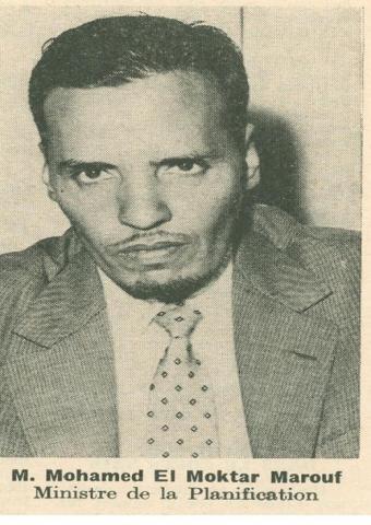 محمد المختار / الملقب معروف ولد الشيخ عبد الله أطال الله بقاءه
