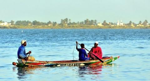 منع العبور بين قريتين على ضفتي نهر السنغال