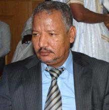 الأستاذ محمد الشيخ ولد سيدي محمد