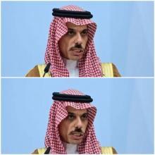 وزير الخارجية السعودي الأمير فيصل بن فرحان آل سعود في برلين يوم 19 أغسطس آب 2020. صورة لرويترز من ممثل عن وكالات الأنباء. reuters_tickers