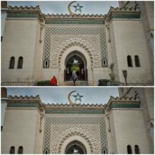 """قانون """"تعزيز احترام مبادئ الجمهورية"""" الفرنسي يفرض رقابة على المساجد والجمعيات المسؤولة عن إدارتها (غيتي)"""
