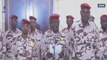 الجيش التشادي أعلن الحداد بالبلاد
