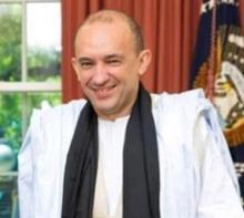 الدبلوماسي الموريتاني محمدن المختار داداه