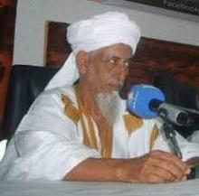 الإمام محمد  محمود ولد احمد يوره أطال الله بقاءاه