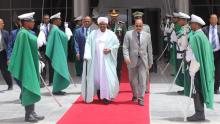 الرئيس السوداني