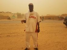 عمدة بلدية كيهيدي السيد طاهرة كونى باراجي ( البشام الإخباري)