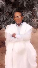 العميد/ عبد الرحمن الشيخ أحمد رئيس المصلحة الجهوية للسجون بولاية لبراكنه ( البشام)