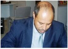 محمد المختار آبكه صحفي موريتاني
