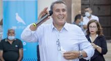 عزيز أخنوش، الأمين العام لحزب التجمع الوطني للأحرار