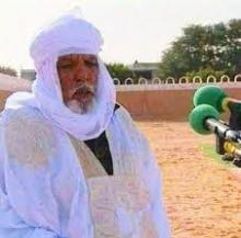 الإمام المفتي بظاه ولد البصيري
